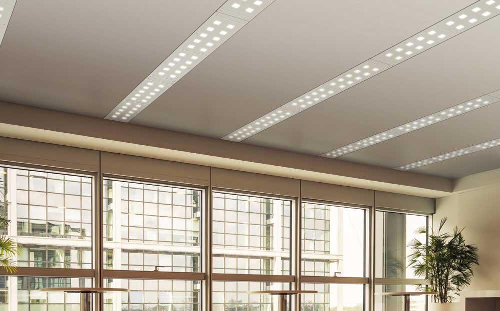 Soluzioni dilluminazione per interni design e domotica led esseci